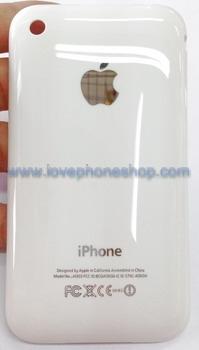 ฝาหลังไอโฟน 3GS สีขาว ขนาดความจุตัวเครื่อง 8 GB (ส่งฟรี)
