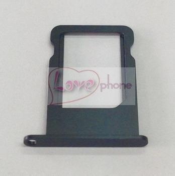 ถาดใส่ซิม Sim Card Tray Original Genuine สำหรับ iPhone 5 สีดำ (ส่งฟรี)