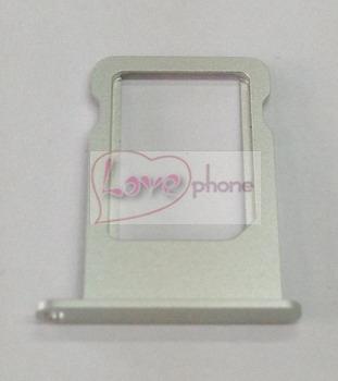 ถาดใส่ซิม Sim Card Tray Original Genuine สำหรับ iPhone 5 สีเงิน (ส่งฟรี)