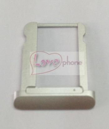 ถาดใส่ซิม Sim Card Tray Original Genuine  สำหรับ iPad2/3 สีเงิน (ส่งฟรี)