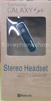 Bluetooth Mono handset Samsung HM155 สีดำ (ส่งฟรี)