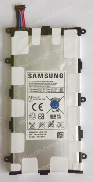 แบตเตอรี่ แท้ Samsung GALAXY TAB2 7.0 PLUS P6200/P620/P3110/P3100 - SP4960C3B 4000mAh (ส่งฟรี)