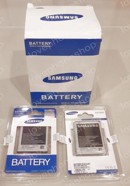 แบตเตอรี่ แท้ Samsung Galaxy S (i9000/9001/9003) 1500 mAh (ส่งฟรี)