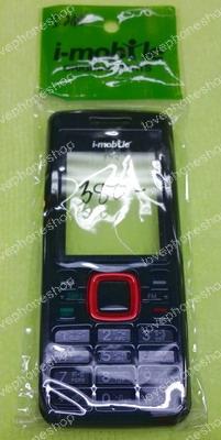 ฝาหน้า ปุ่มกด i-mobile 210 สีดำ แท้ศูนย์ ส่งฟรี!!!