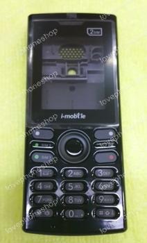 ชุดหน้ากาก มีปุ่มกด i-mobile 222 สีดำ แท้ศูนย์ ส่งฟรี!!!