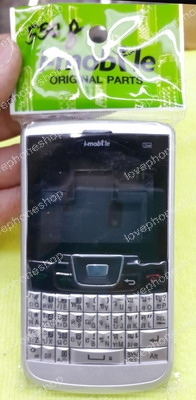 ชุดหน้ากาก มีปุ่มกด i-mobile 2211 สีบอนดำ แท้ศูนย์ ส่งฟรี!!!