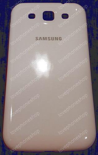ฝาหลัง Samsung Galaxy Win (I8552) สีขาว (Back Cover Original Genuine Part) ส่งฟรี!!!