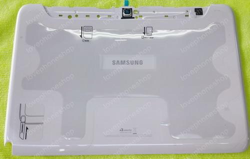 ฝาหลัง Samsung Galaxy Tab10.1 (N8000) สีขาว (Back Cover Original Genuine Part) ส่งฟรี!!!