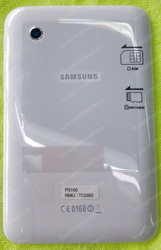 ฝาหลัง Samsung Galaxy TAP 7.0 (P3100/P3110) สีขาว (Back Cover Original Genuine Part) ส่งฟรี!!!