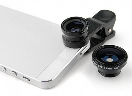 3 in 1 Universal Clip Lens (LIEQI LQ-001) ส่งฟรี!!!