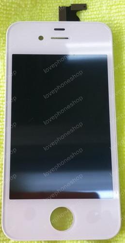 ชุด หน้าจอ iPhone 4 สีขาว