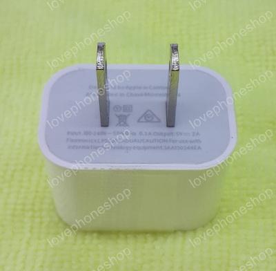 หม้อแปลง แท้!! USB Power Adapter For iPhone 6/6Plus ส่งฟรี!!!