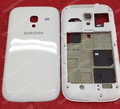 ชุดเคสกลางและฝาหลัง Samsung Galaxy ACE2 (I8160) สีขาว(Original Genuine Part) ส่งฟรี!