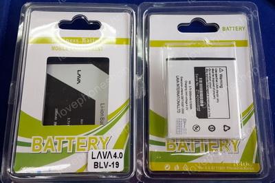 แบตเตอรรี่ AIS LAVA 4.0 Iris405+/BLV-19 ความจุ 2000 mAh(ส่งฟรี)
