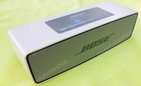 ลำโพงพกพาแบบไร้สาย Bose Soundlink Mini เสียงตึบๆ ส่งฟรี!!!