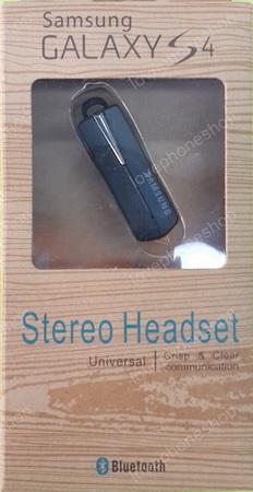 BluetoothV3.0 mono Samsung S4 สีดำ (ส่งฟรี)