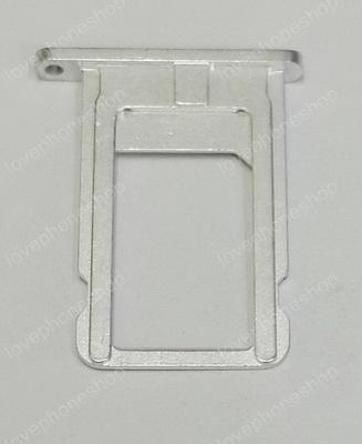 ถาดใส่ซิม Sim Card Tray Original Genuine สำหรับ iPhone 6 สีเงิน (ส่งฟรี)