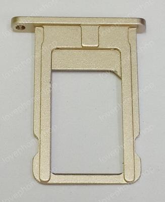 ถาดใส่ซิม Sim Card Tray Original Genuine สำหรับ iPhone 6 สีทอง (ส่งฟรี)