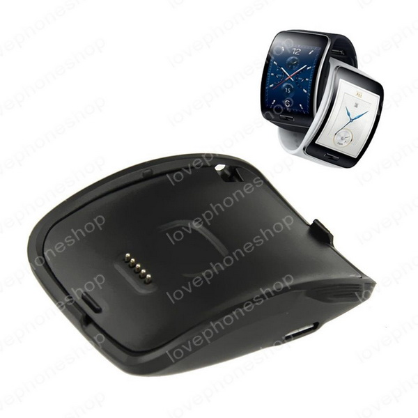 ที่ชาร์ต Samsung Gear S Smart Watch SM-R750 สีดำ (ส่งฟรี)