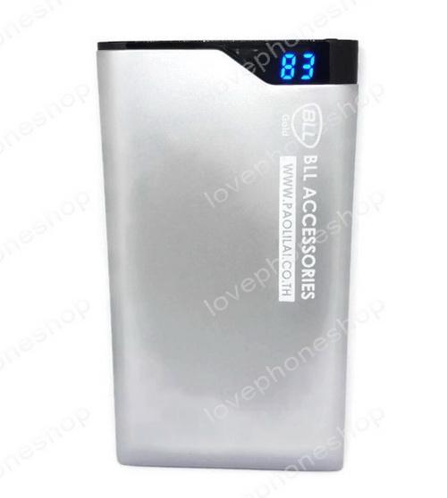 BLL Model:BBL-G16 powerbank 10000mAh แท้ รับประกันโดยศูนย์ (ส่งฟรี)