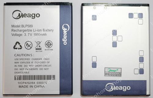 แบตเตอรี่ มอก. Meago สำหรับ OPPO 3000,3005,3006,3007,JOY3 (A11) รหัส BLP589 ความจุ 1500 mAh (ส่งฟรี)