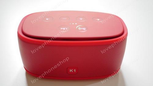 ลำโพงพกพาแบบไร้สาย K1 lncredib smart speaker 3D  ส่งฟรี!!!