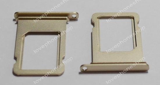 ถาดใส่ซิม Sim Card Tray Original Genuine สำหรับ iPhone 7 สีทอง (ส่งฟรี)