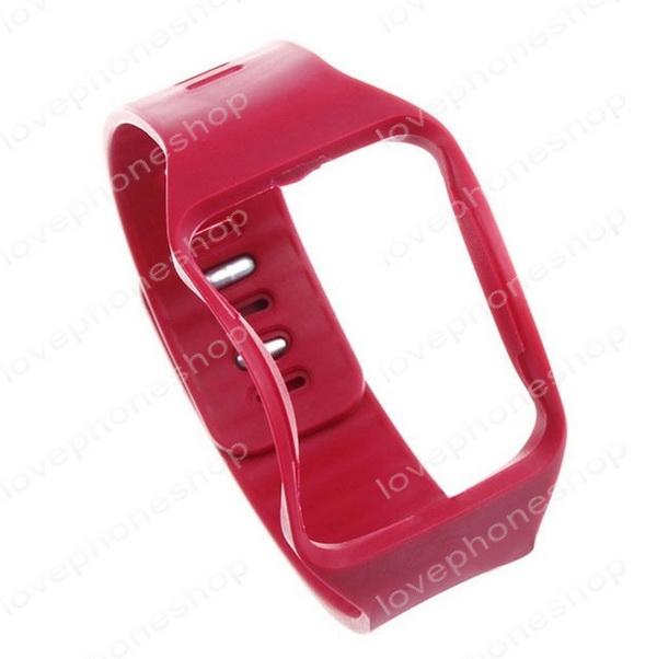 สายนาฬิกา Samsung Gear S  (SM-R750) สีแดง  ส่งฟรี!!