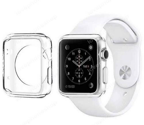 เคส ซิลิโคน TPU Apple Watch Creative Case Super Slim 42 มม. (ส่งฟรี)