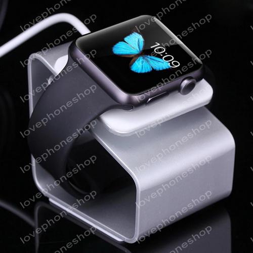 แท่นวางที่ชาร์จ อลูมิเนียมอัลลอยด์ สำหรับ Apple Watch (รองรับ Series1/2/3/4) ส่งฟรี..