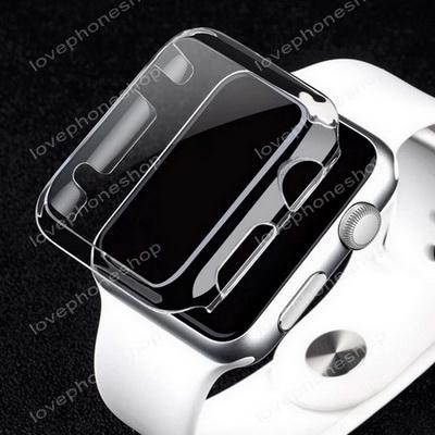 เคสใส กันรอย Apple Watch Case cover For Apple Watch 38 มม. (รองรับ Series1/2/3) ส่งฟรี...