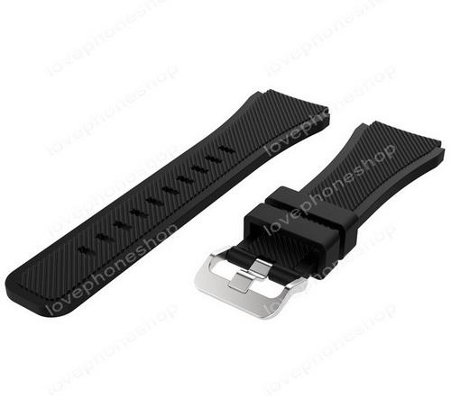 สายนาฬิกา Samsung Gear S3  (SM-R760,SM-R770) สีดำ  ส่งฟรี!!