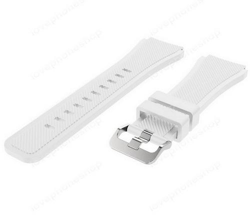 สายนาฬิกา Samsung Gear S3  (SM-R760,SM-R770) สีขาว  ส่งฟรี!!