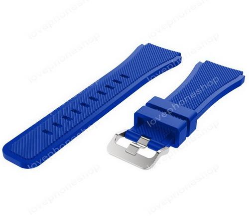 สายนาฬิกา Samsung Gear S3  (SM-R760,SM-R770) สีน้ำเงิน  ส่งฟรี!!