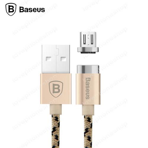 Baseus สายชาร์จแม่เหล็ก แบบ Micro USB  (ส่งฟรี)