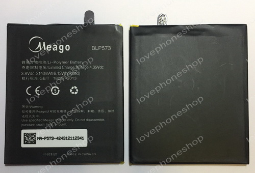 แบตเตอรี่ มอก. Meago สำหรับ OPPO N1 mini,N5117,R6007,R827  รหัส BLP573,BLP563  (ส่งฟรี)