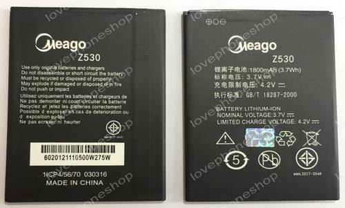 แบตเตอรี่ มอก. Meago สำหรับ  Acer Liquid Z530 ความจุ 1800 mAh (ส่งฟรี)