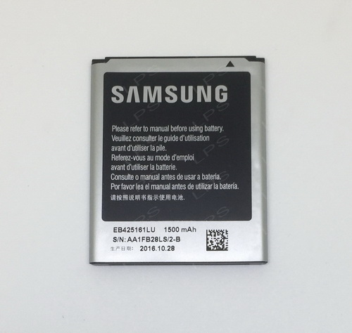 แบต แท้ Samsung Galaxy J1mini(j105)/Ace2(i8160)/S3mini(i8190)/S Duos(S7562)/S Duos2(S7582) 1500 mAh 1