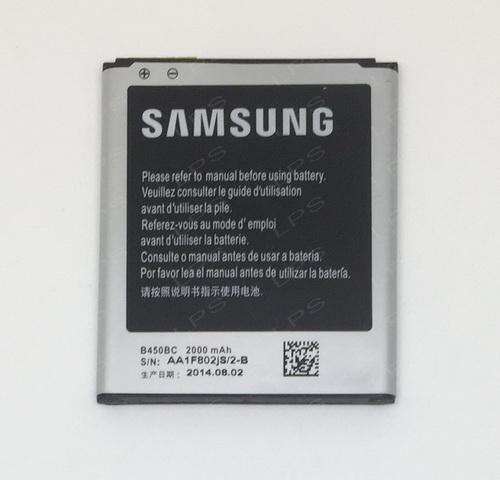 แบตเตอรี่ แท้ Samsung Galaxy Core2 Duos (G355) - B450BC 2000mAh (ส่งฟรี) 1