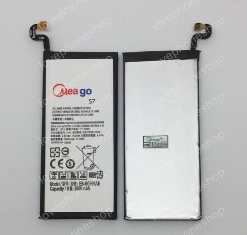 แบตเตอรี่ มอก. Meago สำหรับ Samsung GALAXY S7 (G930) - EB-BG930ABE (ส่งฟรี)