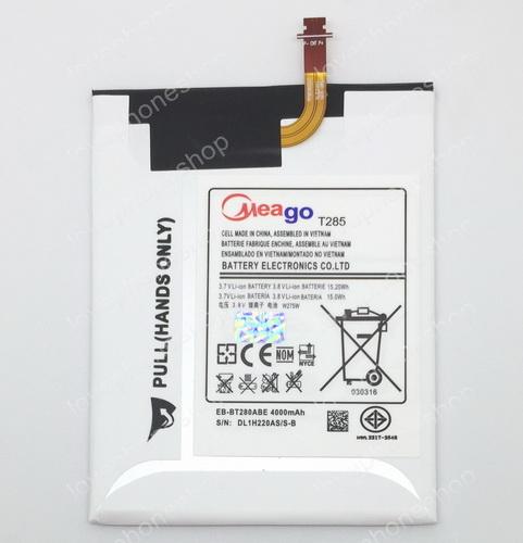 แบตเตอรี่ มอก. Meago สำหรับ Samsung GALAXY Galaxy Tab A 2016 7.0นิ้ว (T280,T285) - EB-BT280ABE