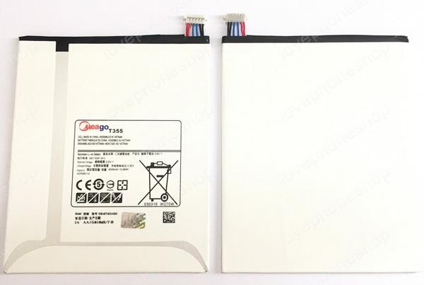แบตเตอรี่ มอก. Meago สำหรับ Samsung GALAXY Tab A 8.0 (T350,T355,P355,P357) รหัส EB-BT355ABE ส่งฟรี!!