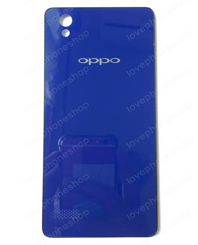 ฝาหลัง OPPO A51 สีน้ำเงิน (Original Genuine Part) ส่งฟรี!
