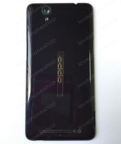 ฝาหลัง OPPO Find Mirror (R819) สีดำ (Original Genuine Part) ส่งฟรี!