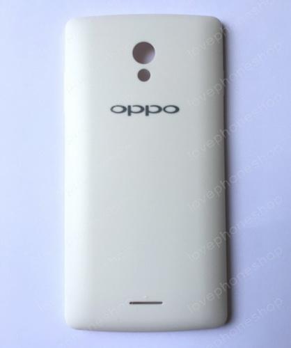 ฝาหลัง OPPO JOY (R1001) สีขาว (Original Genuine Part) ส่งฟรี!