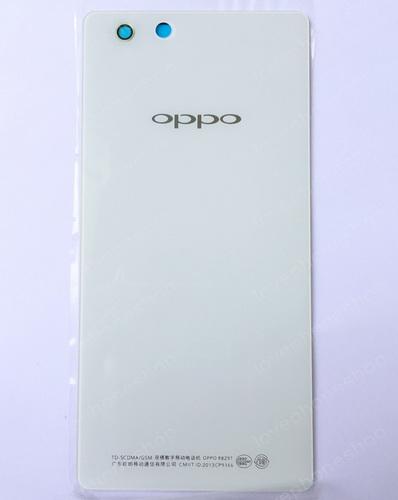 ฝาหลัง OPPO R1 (R829) สีขาว (Original Genuine Part) ส่งฟรี!
