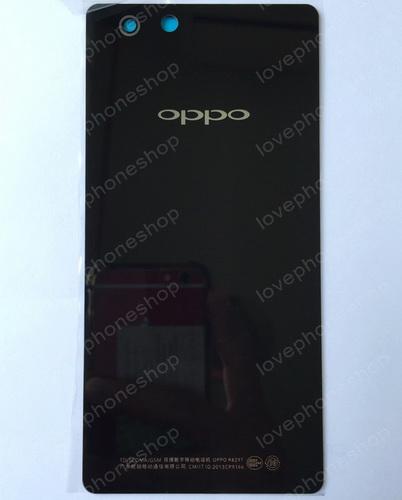 ฝาหลัง OPPO R1 (R829) สีดำ (Original Genuine Part) ส่งฟรี!