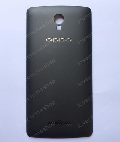 ฝาหลัง OPPO YOYO (R2001) สีดำ (Original Genuine Part) ส่งฟรี!