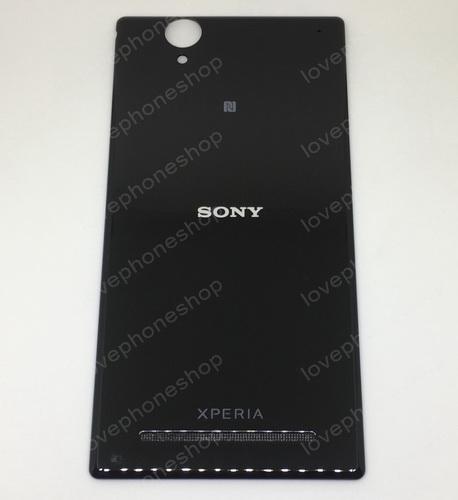 ฝาหลัง SONY Xperia T2 สีดำ (Original Genuine Part) ส่งฟรี!