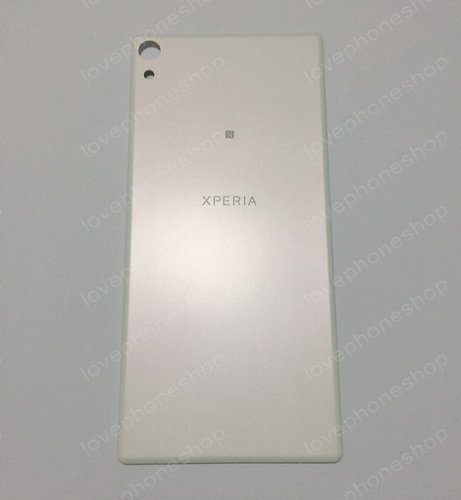 ฝาหลัง SONY Xperia XA Ultra สีขาว (Original Genuine Part) ส่งฟรี!